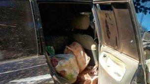 Hay condena para quienes traían 189 kilos de droga