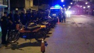 Recuperaron motos que fueron robadas en los últimos cuatro años