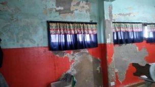 Tomaron la escuela para reclamar por las condiciones edilicias