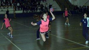 Capuchinos es el bicampeón del Intercolegial de Handball