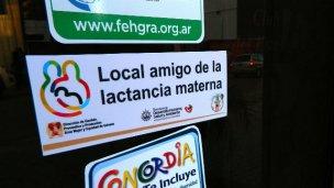 """Concordia ya cuenta con el primer """"Local Amigo de la Lactancia Materna"""""""