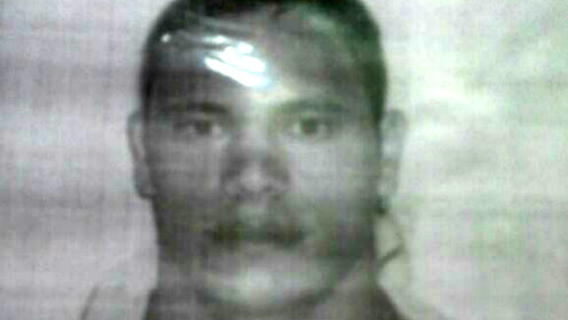 Marcos Barrios, el interno prófugo