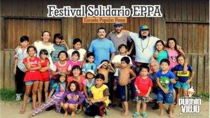 Harán un festival a beneficio de la Escuela Popular Pasos