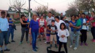 Más de 100 familias piden tener agua y cloaca