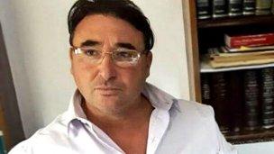 Jáuregui quedó desvinculado de la causa Bruno Escobar