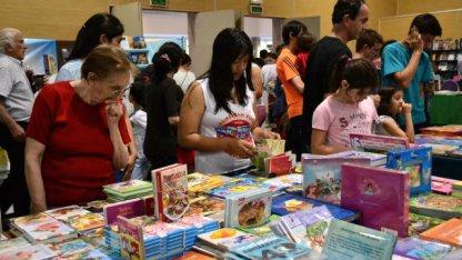 Los libros coparán nuevamente el Centro de Convenciones