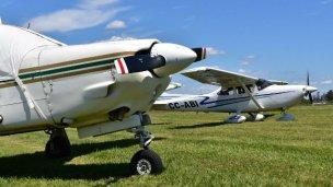 Concordia como punto de partida para el Rally Aéreo