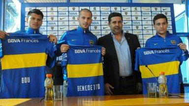Refuerzo entrerriano para Boca que piensa en la Libertadores