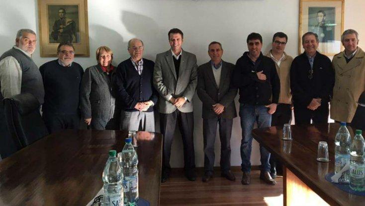 Salto y Concordia pidieron ser incluidas en el dragado al río Uruguay