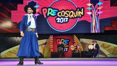 El concordiense Tomas Bogado, finalista en Cosquín