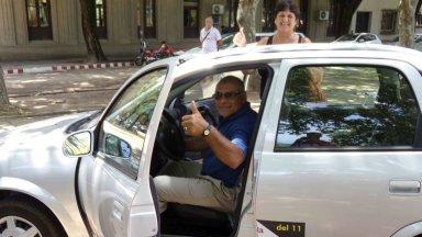 Se va para Gualeguay el auto de la Fiesta Nacional de la Artesanía