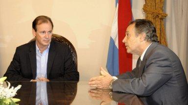 Bordet eligió a Giorgio para ocupar la vacante en el STJ