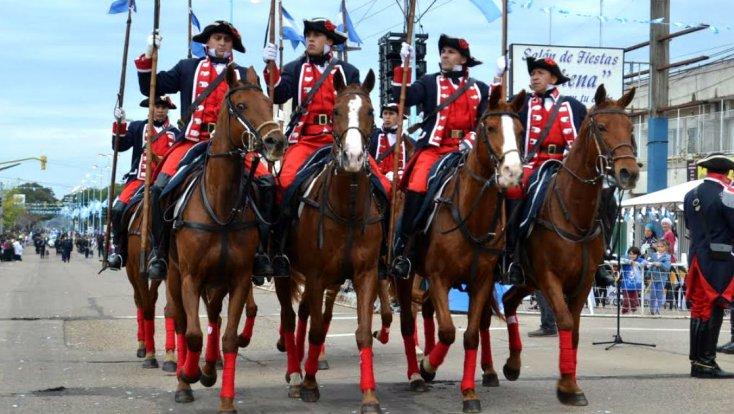 Concordia celebró un año más de independencia