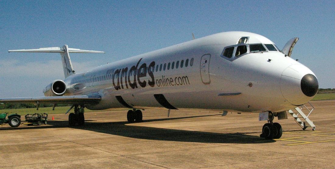 Ya se puede volar a Buenos Aires por $2.000