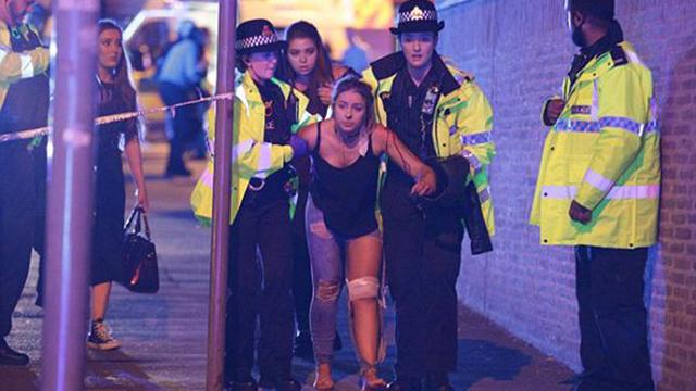 Arrestan al padre del presunto atacante de Manchester