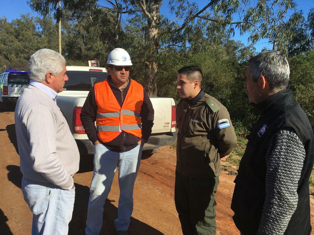Miles de evacuados y la Ruta Nacional 14 cortada — Corrientes