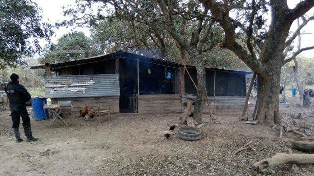 La Justicia investiga si el enfrentamiento fue por una disputa de territorio (foto: Radio Ciudad San Javier).