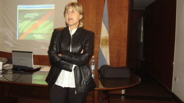 La profesional explicó que asesora a la Municipalidad de Concordia.