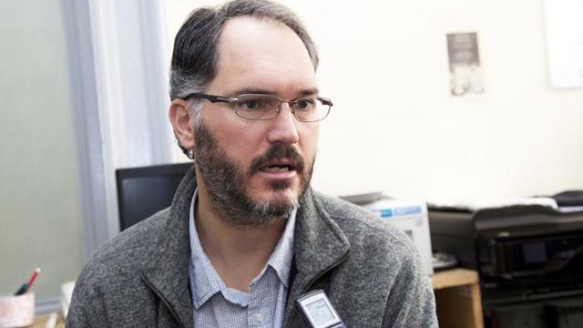 Carlos Berbara, Director de Salud Mental