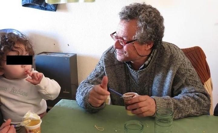Pedro Enríquez en Viedma, en 2013