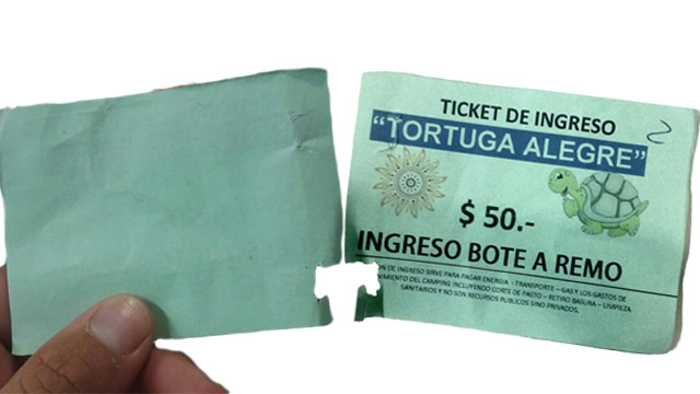 Los tickets de 2018