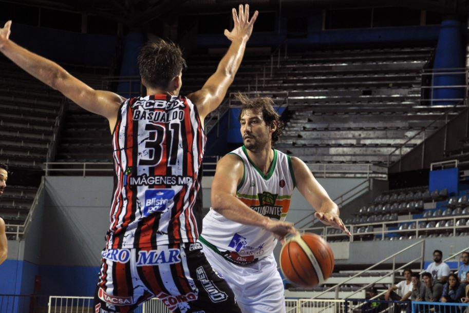 David Doblas finalizó el juego con 12 puntos.