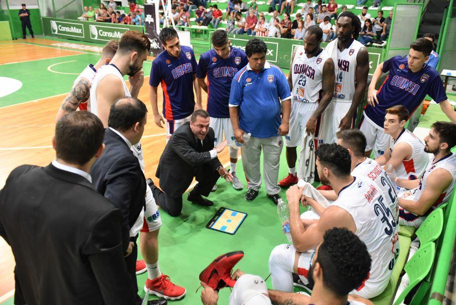 El equipo de Silvio Santader será el rival de Estudiantes Concordia.