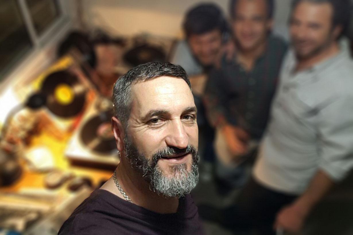 Marcelo Agosti, de Arroz Dos Hermanos