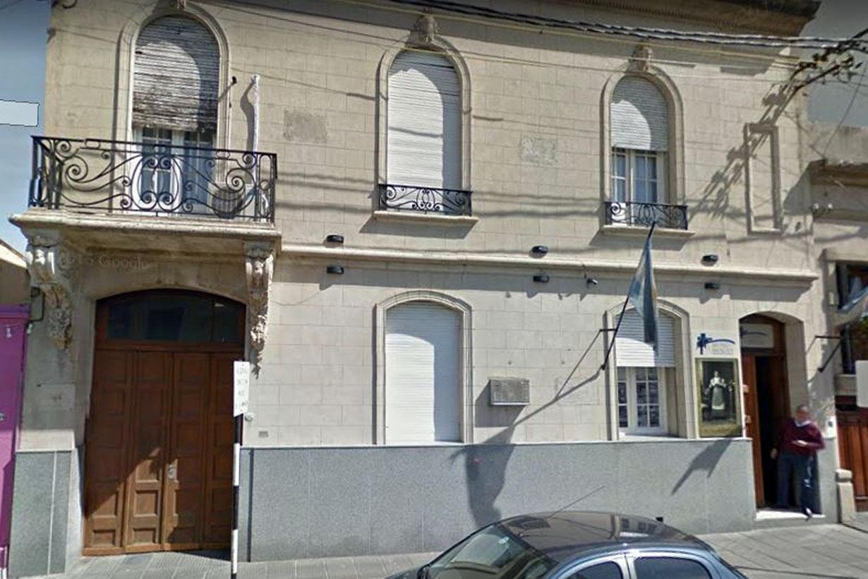 El edificio donde funcionará la Sala de Casación Penal de Concordia, en Urquiza 868