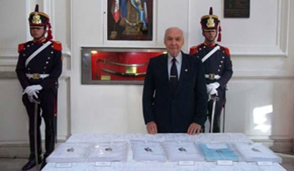 El exjefe del Regimiento de Concordia, procesado por el juez Ríos.