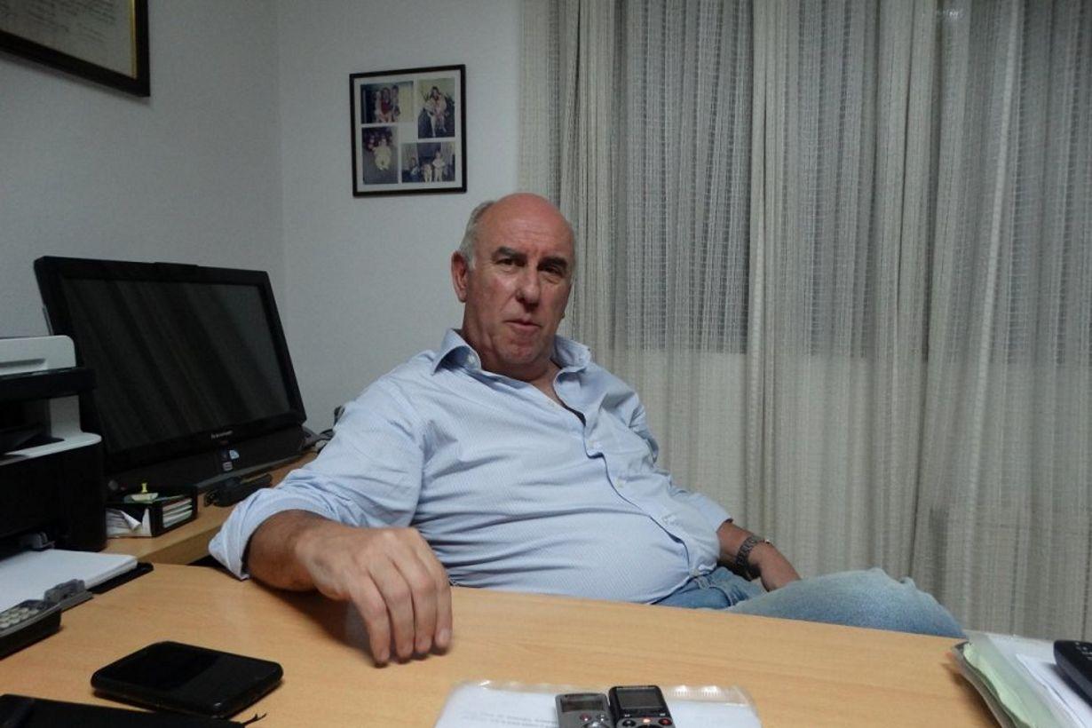 Rubén Virué, exsecretario de Justicia