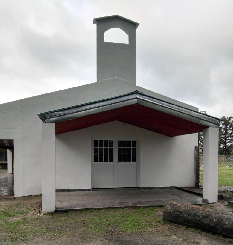 La capilla donde Sebastián contó su historia