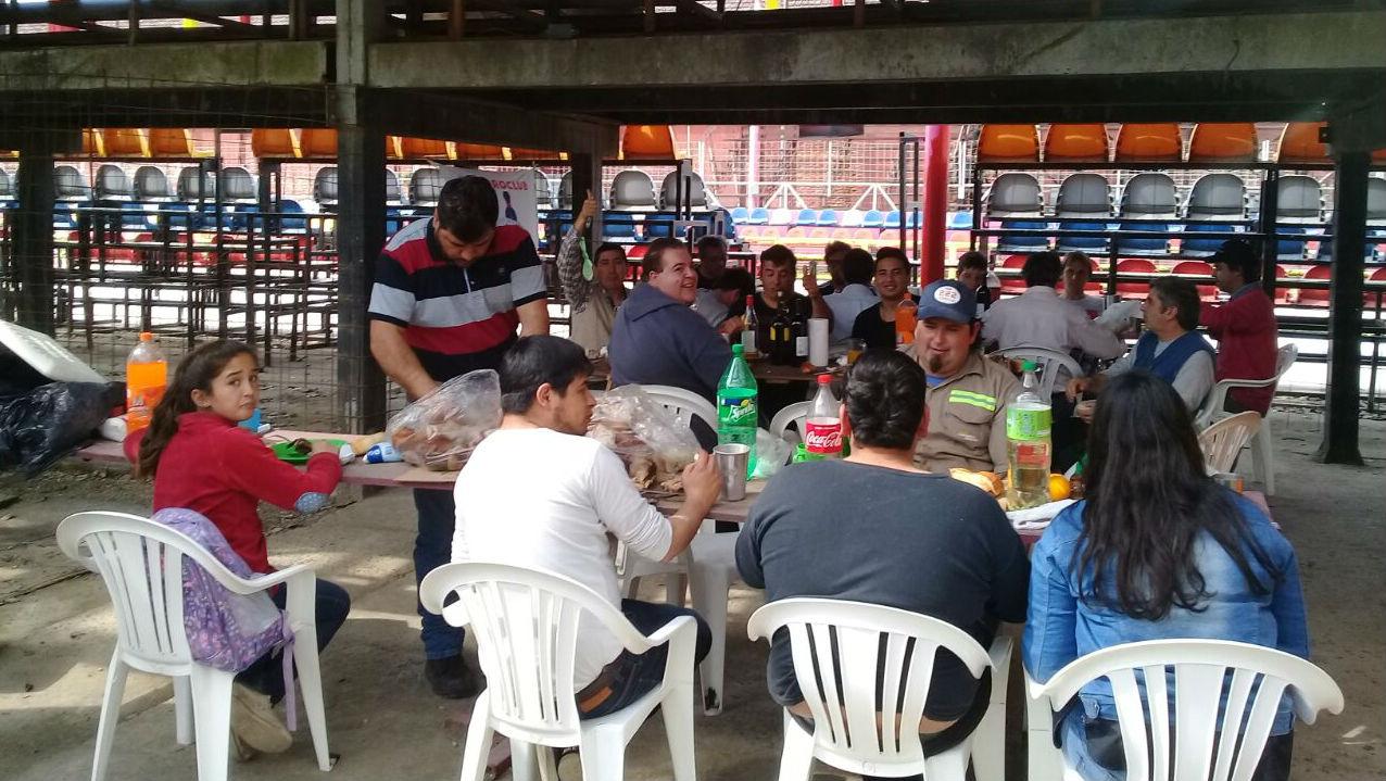 El último encuentro provincial de ferroclubes se realizó en Gualeguay.