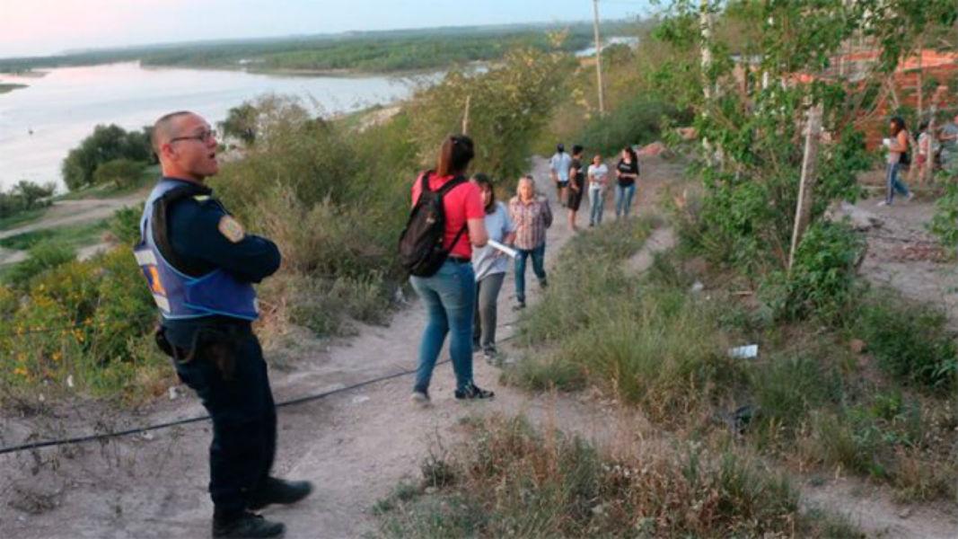 Para las 14 de este sábado se concretó el desalojo de 14 familias de un barrio de Diamante.