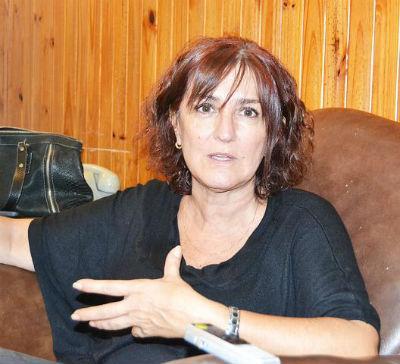 La diputada Mariela Tassistro es la que presentó el proyecto, en la Cámara Baja.