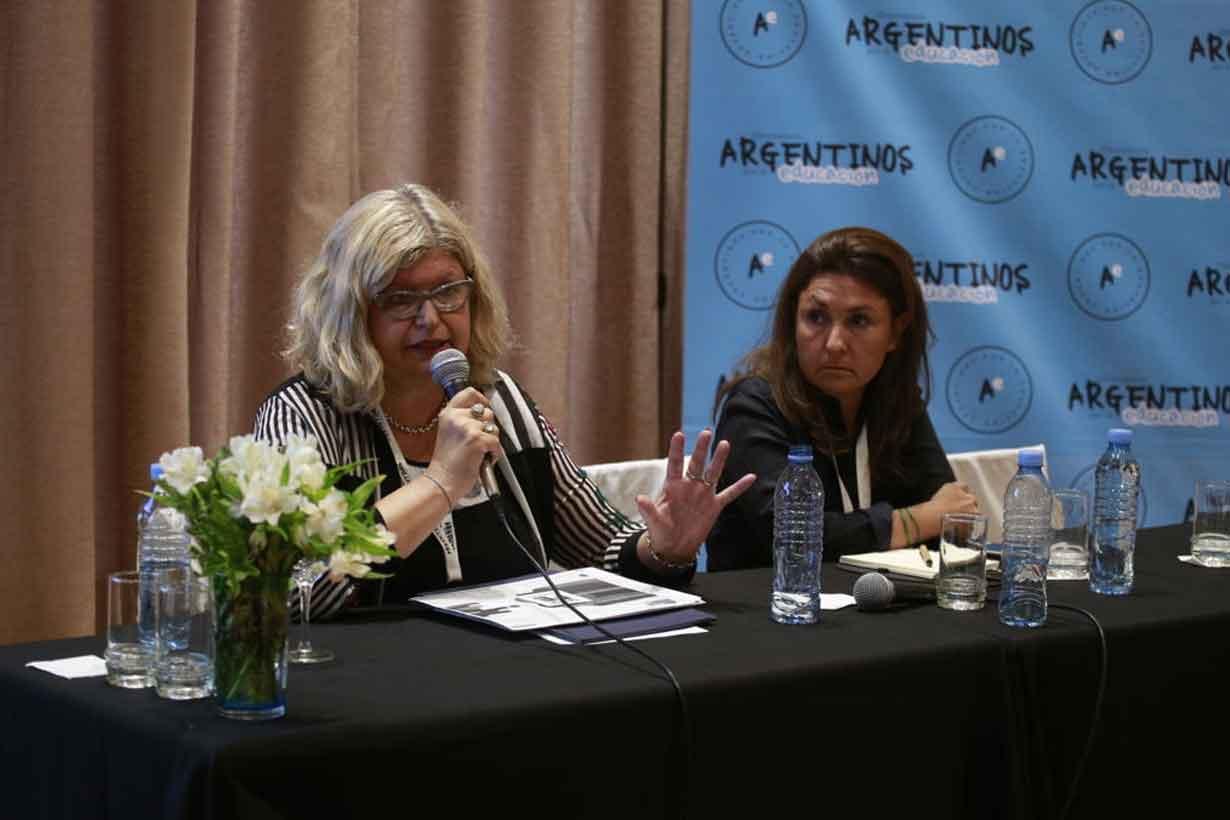 Las ministras de Santa Fe y San Luis expusieron cómo relevan y procesan los datos