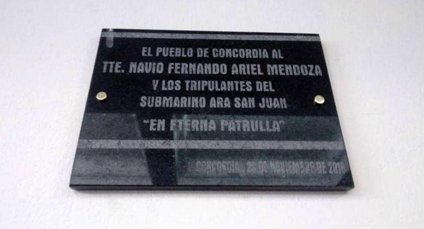 Desde este 28 de noviembre, la sala de audio y video de la Técnica Nº1 lleva el nombre de Fernando.