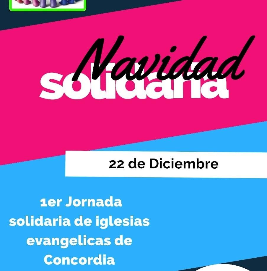 Flyer de promoción del evento