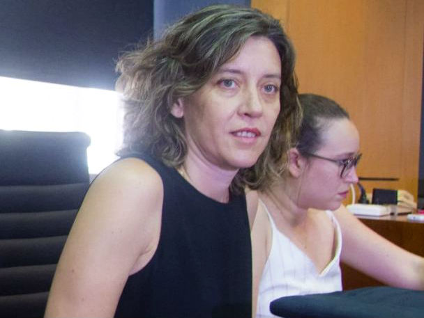 La fiscal anticorrupción expuso sus razones para rechazar que Aguilera, Almada y Cardoso sean excarcelados.
