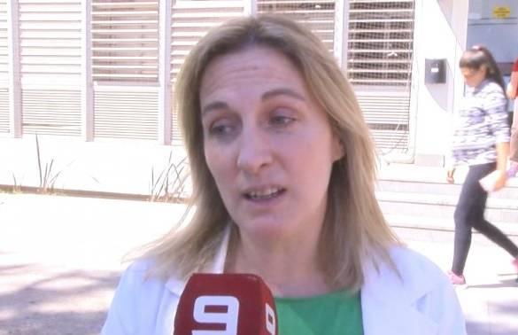 Fernanda Vázquez Pinasco, abogada de Florencia Yedro