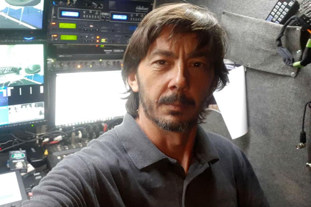Daniel Pietroboni, dueño de Canal 10 Entre Ríos
