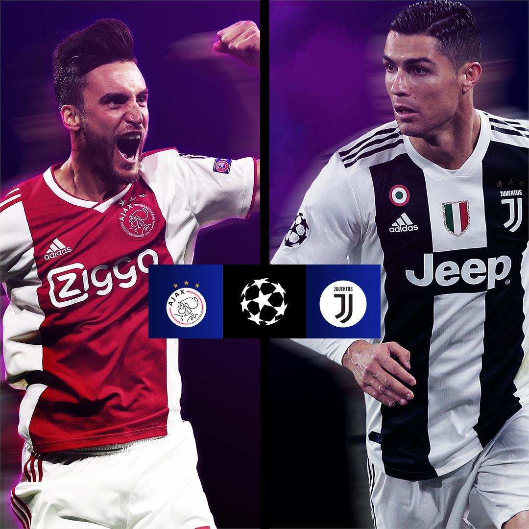Tagliafico y su equipo contra Ronaldo y Dybala de Juventus.