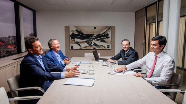 Algunos de los peronistas ya dialogaron con Frigerio: Pichetto, Urtubey y Massa.