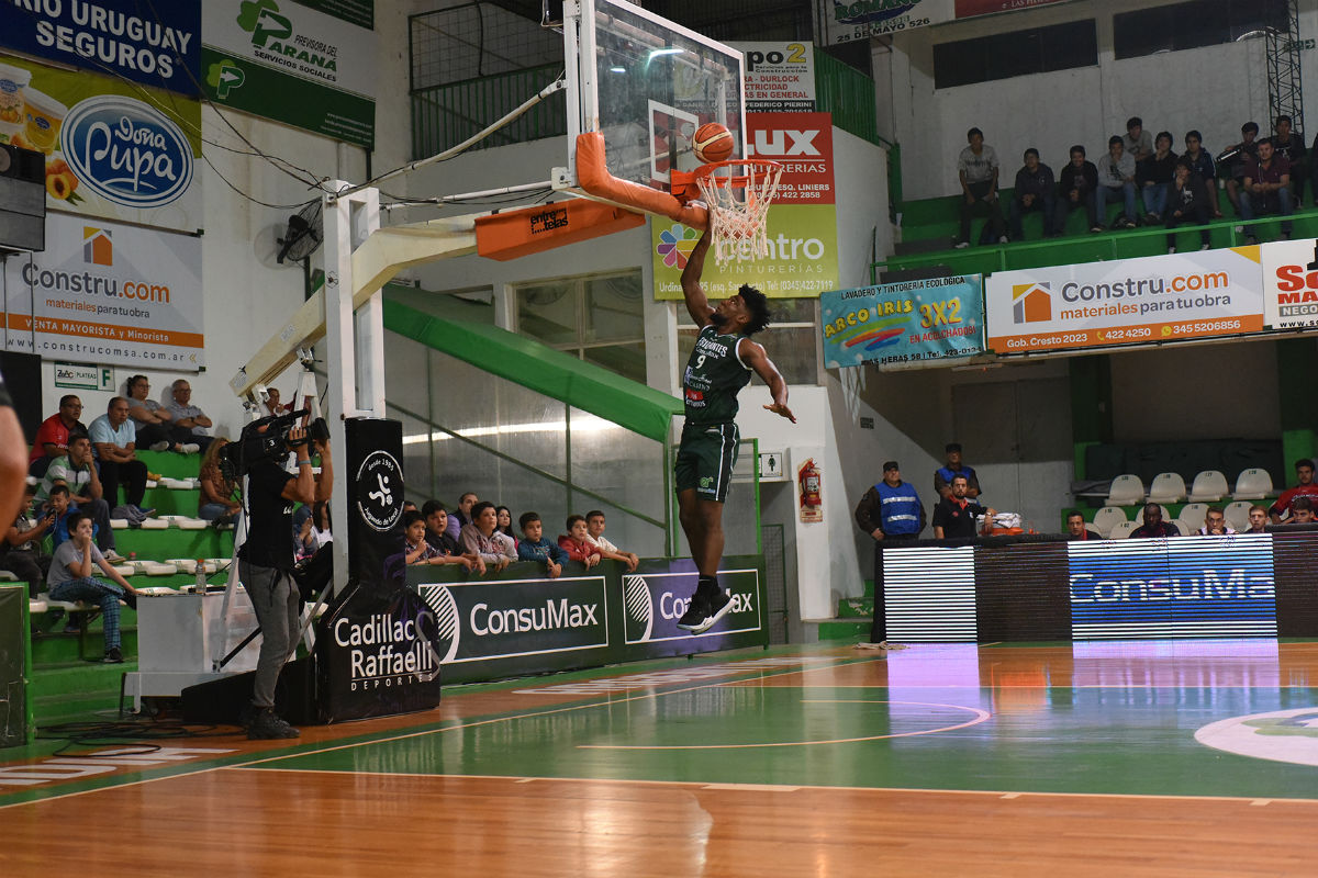 Chourio disputó 37 juegos en la temporada regular para el Verde de Concordia.