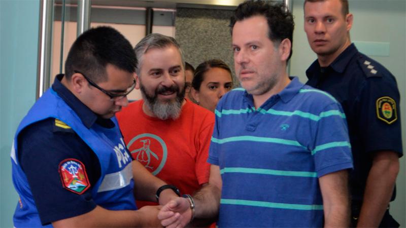 Los contadores Pérez y Faure también están entre los embargados.