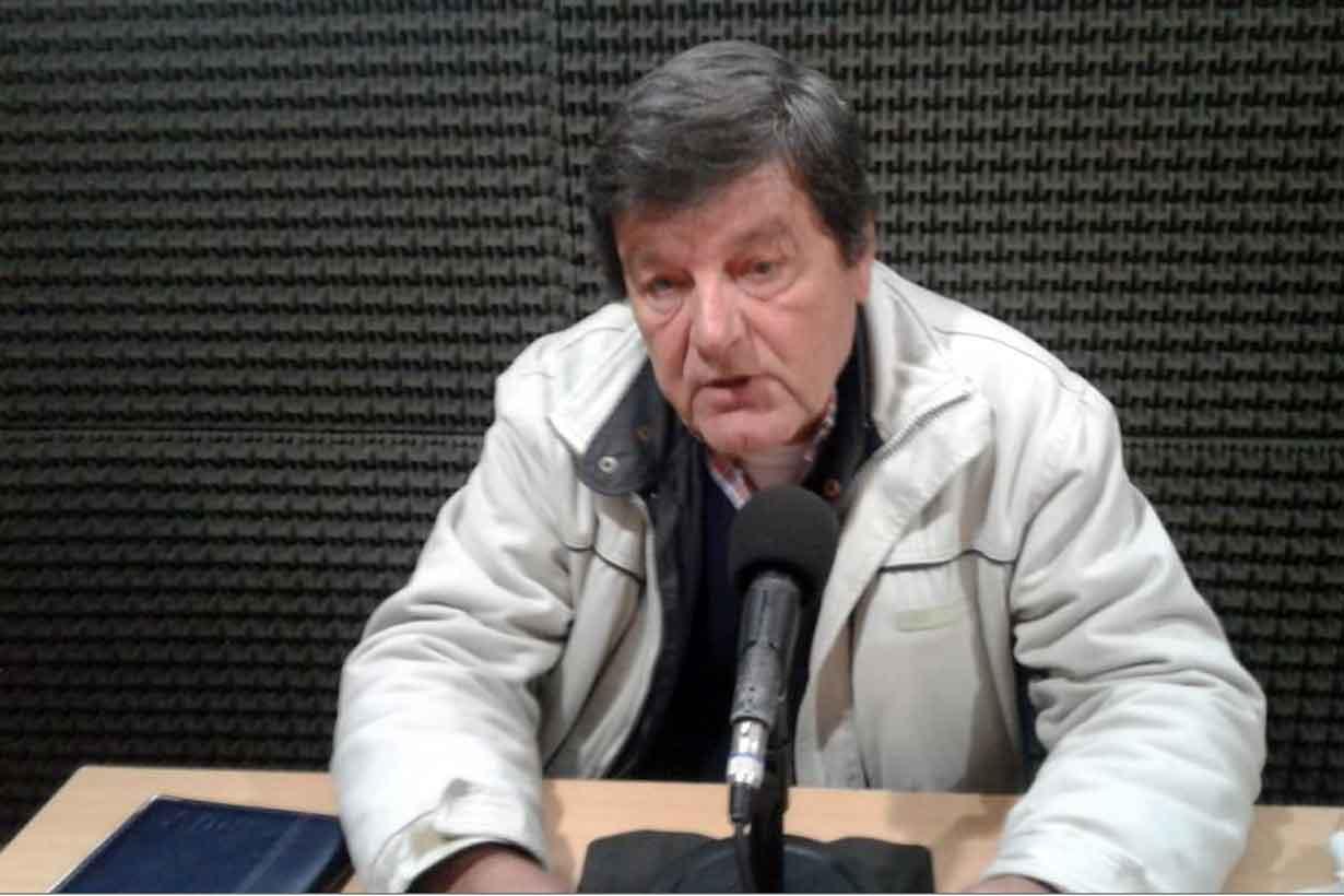 Abel Ramos en Radio 12