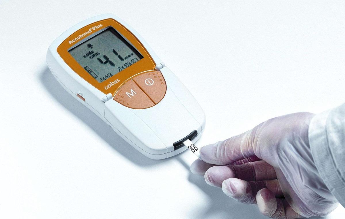 Medidor de lactato