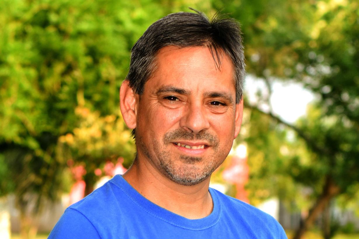 <b>Paulo José Maisel, coordinador de Acción Social.</b> En el área durante período 2015-2019.