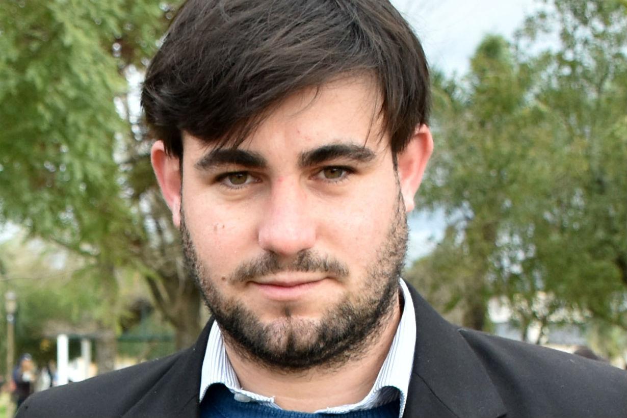 <b>Camilo Maximiliano Benay, coordinador de Obras Públicas.</b> Secretario de Gobierno, gestión 2011-2015. En el actual cargo, período 2016-2019.