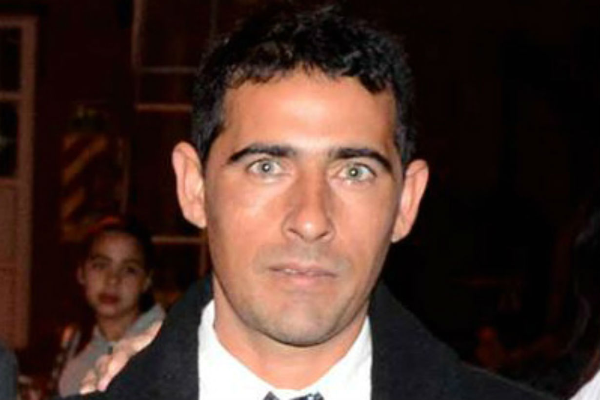 <b>Carlos Andrés Cortez, coordinador general.</b> Se desempeña en el cargo desde el período 2015-2019.